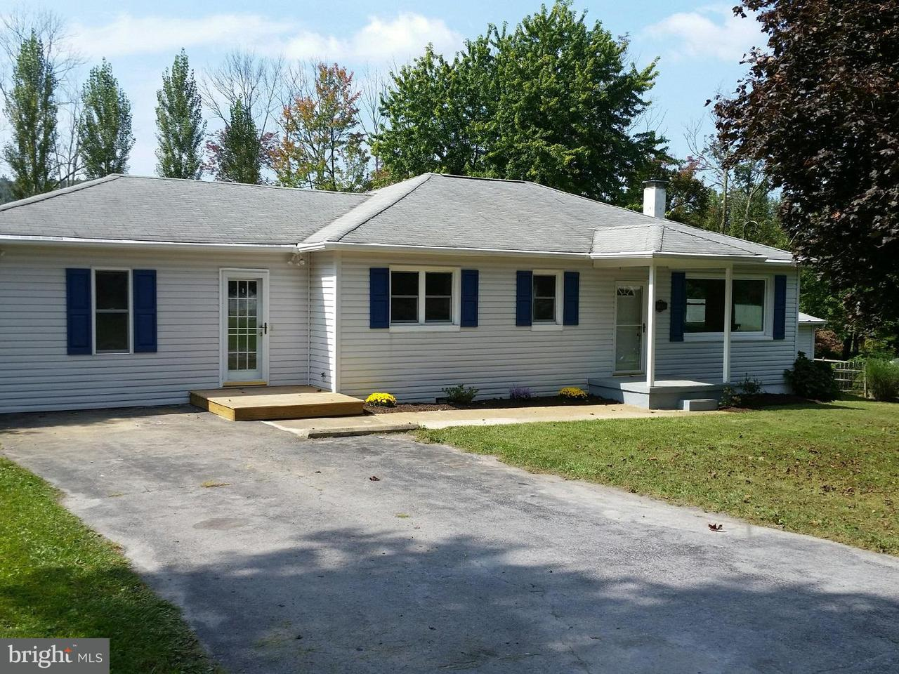 Single Family for Sale at 13600 Dutrow Ln Blue Ridge Summit, Pennsylvania 17214 United States