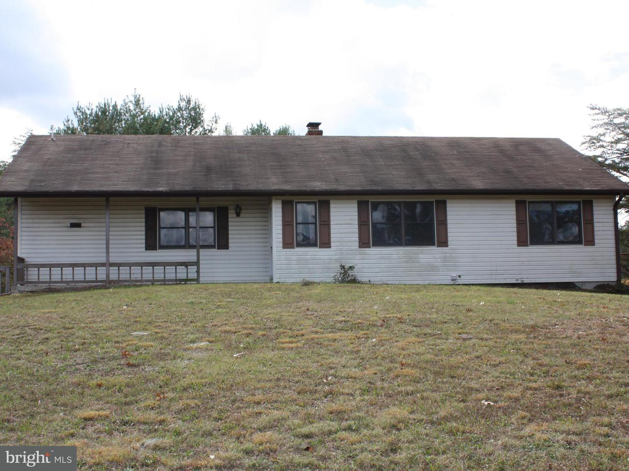 Single Family for Sale at 5348 Fort Valley Rd Fort Valley, Virginia 22652 United States