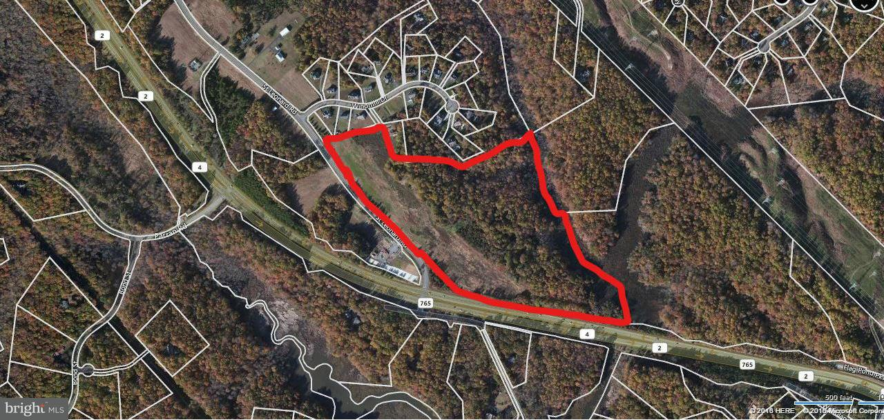 Land for Sale at 6410 ST LEONARD Road 6410 ST LEONARD Road St. Leonard, Maryland 20685 United States