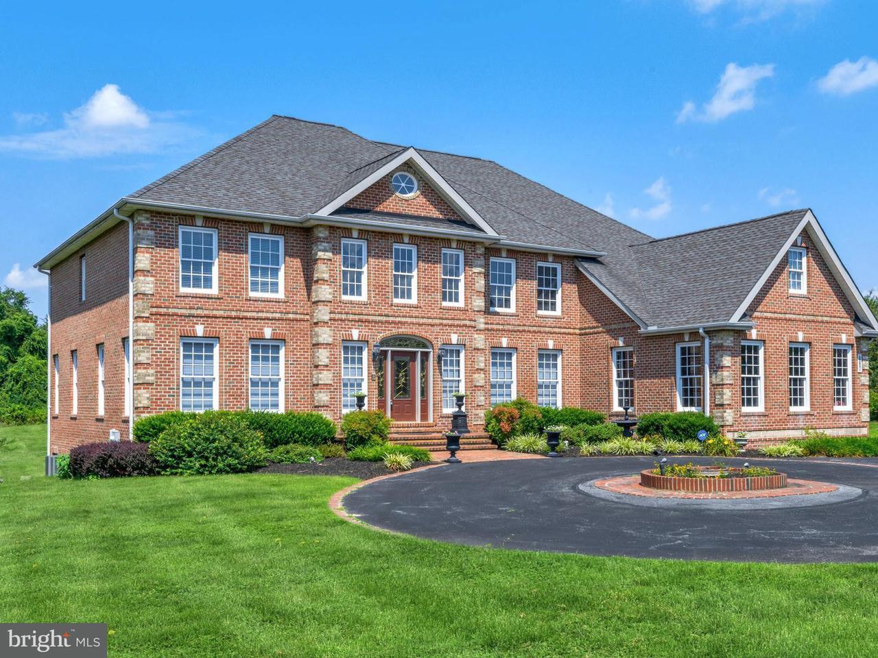 Maison unifamiliale pour l Vente à 1119 THOMAS SWANN Lane 1119 THOMAS SWANN Lane Davidsonville, Maryland 21035 États-Unis