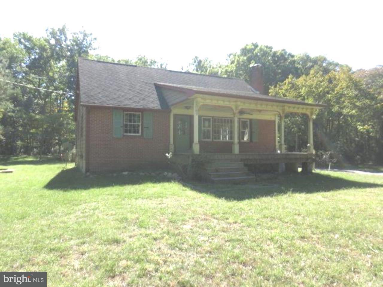 独户住宅 为 销售 在 173 TUCKERTON Road Vincentown, 新泽西州 08088 美国