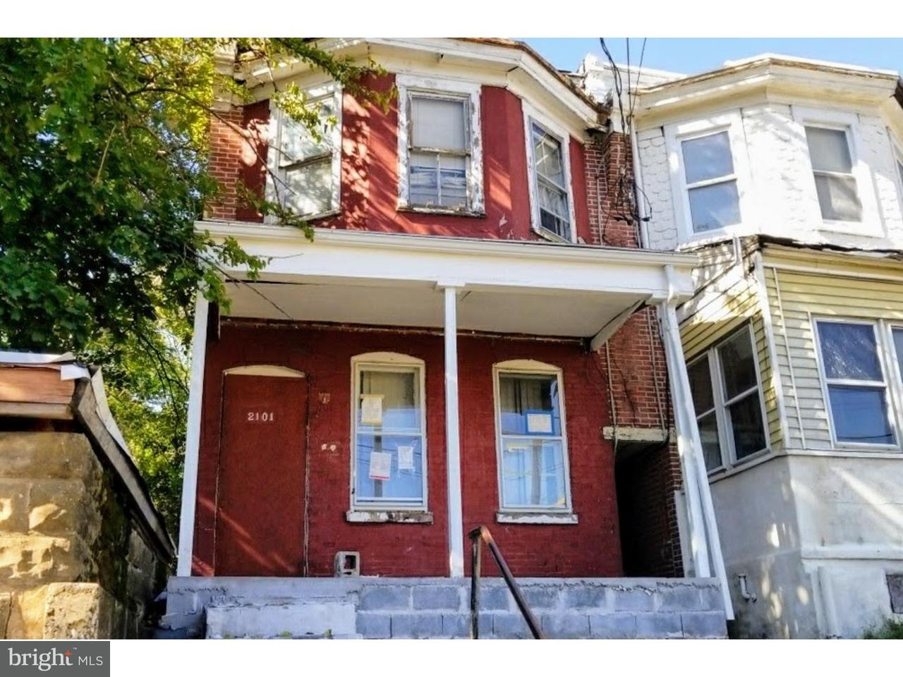 Townhouse for Rent at 2101 N LOCUST Street Wilmington, Delaware 19802 United States