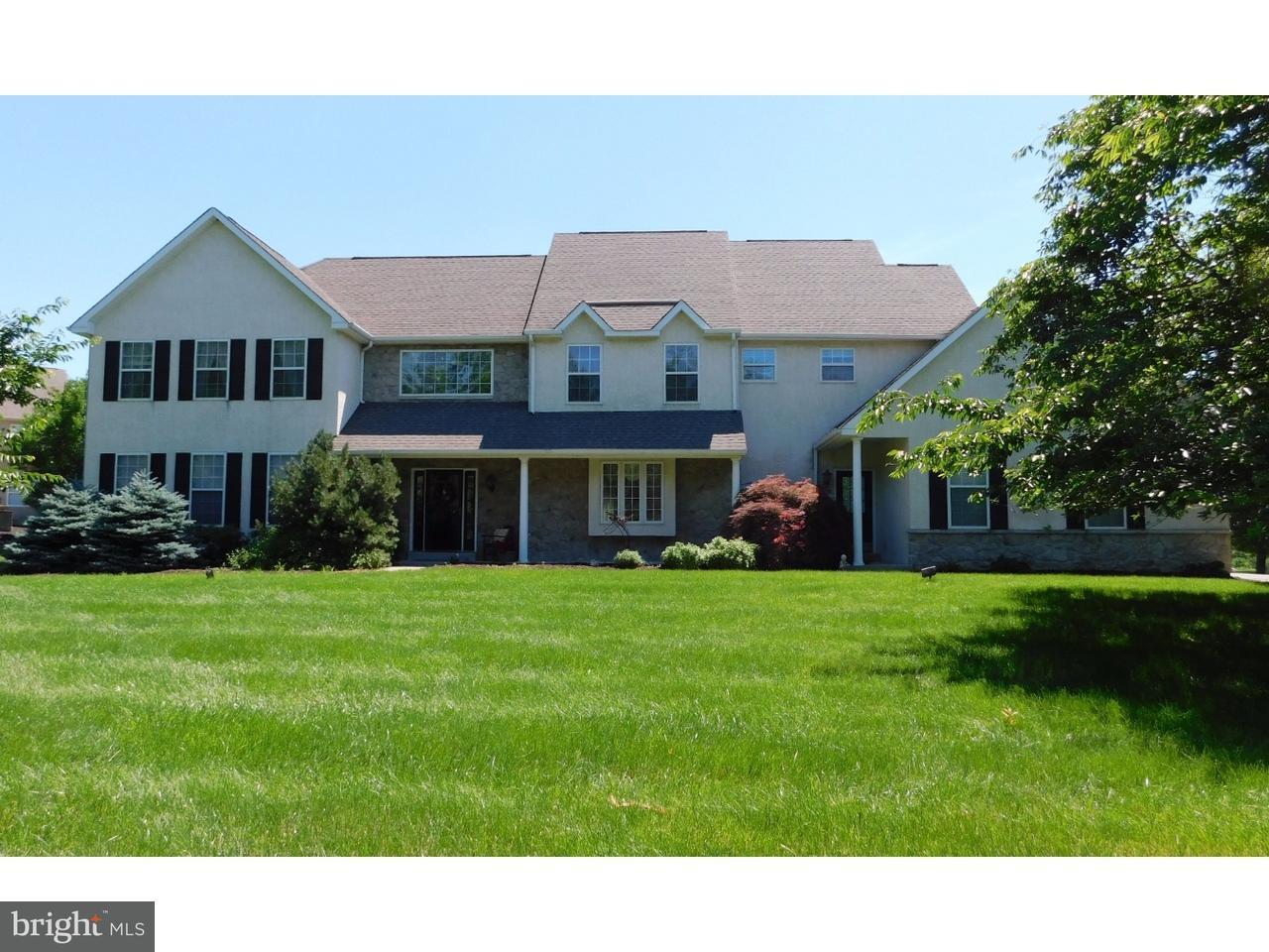 Maison unifamiliale pour l Vente à 1124 REDTAIL Road Audubon, Pennsylvanie 19403 États-Unis