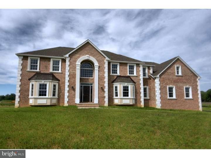 Частный односемейный дом для того Продажа на 1 SIENNA Court Robbinsville, Нью-Джерси 08691 Соединенные Штаты