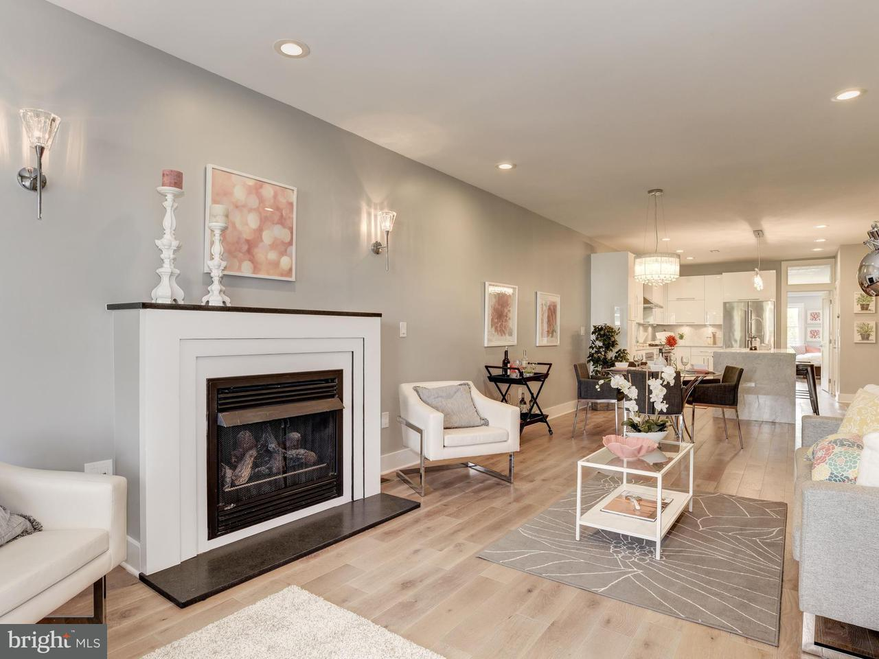 Duplex for Sale at 758 Fairmont St Nw #1 758 Fairmont St Nw #1 Washington, District Of Columbia 20001 United States
