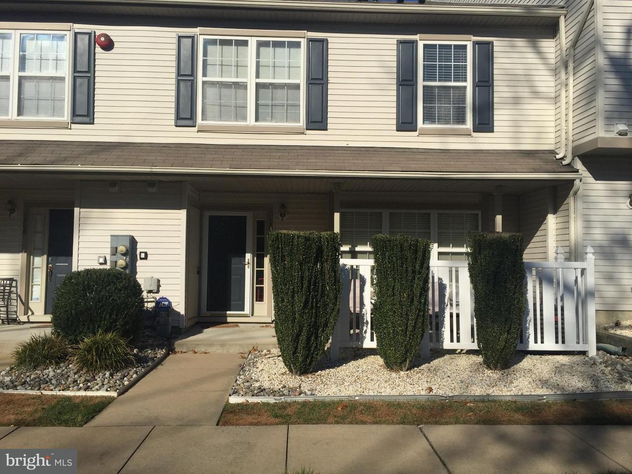 Σπίτι στην πόλη για την Ενοίκιο στο 1207 TANGLEWOOD Drive Sicklerville, Νιου Τζερσεϋ 08081 Ηνωμενεσ Πολιτειεσ