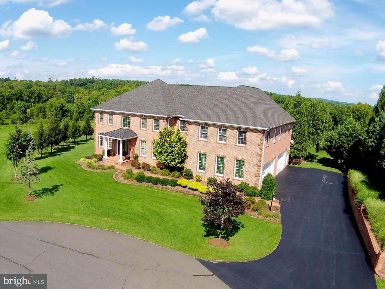 Single Family Home for Sale at 14540 NINA Court 14540 NINA Court Waterford, Virginia 20197 United States