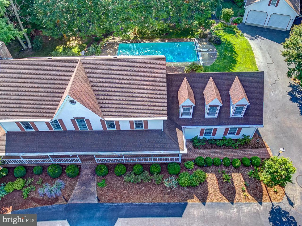 Частный односемейный дом для того Продажа на 6921 BOND Street 6921 BOND Street St. Leonard, Мэриленд 20685 Соединенные Штаты