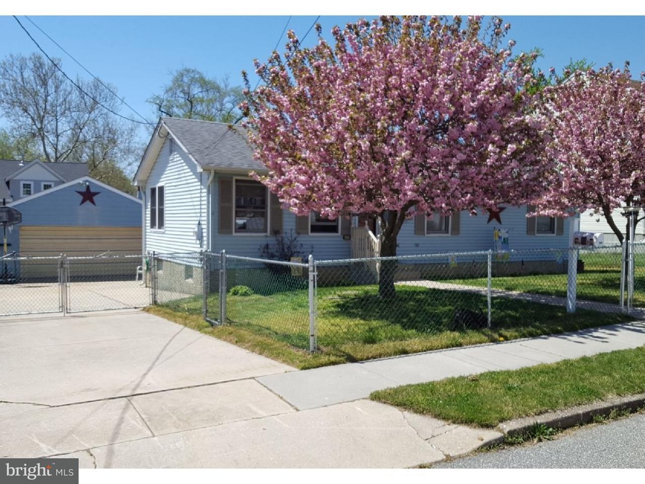 独户住宅 为 销售 在 420 PENNSYLVANIA Avenue National Park, 新泽西州 08063 美国