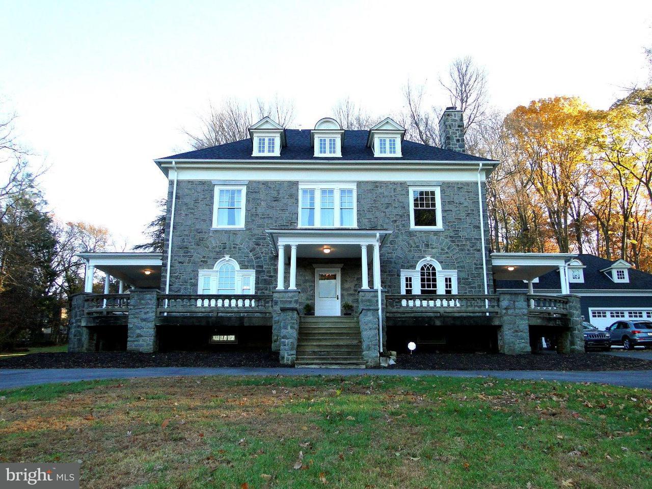 Single Family Home for Sale at 856 PUGH Road Wayne, Pennsylvania 19087 United States