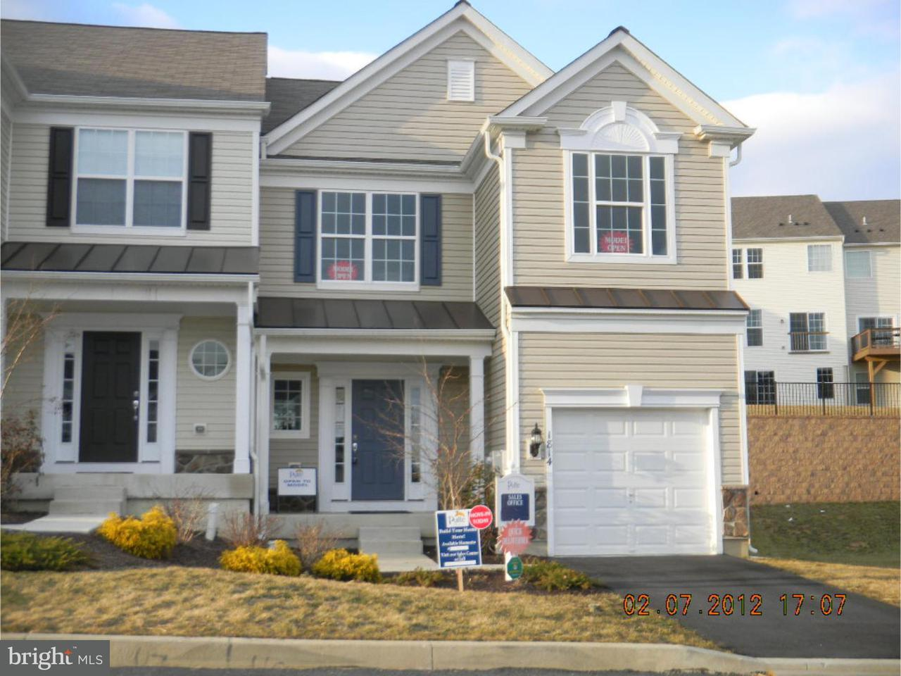 Townhouse for Rent at 1814 HEMMING WAY Orefield, Pennsylvania 18069 United States