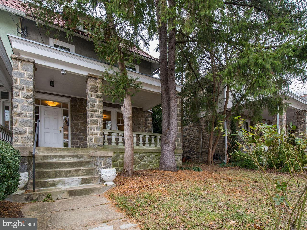 Townhouse for Sale at 3018 Rodman St Nw 3018 Rodman St Nw Washington, District Of Columbia 20008 United States