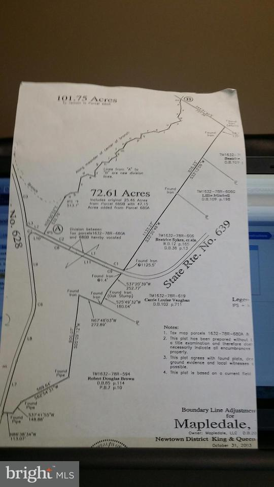 Land for Sale at 0 Eastern View Road Newtown, Virginia 23126 United States
