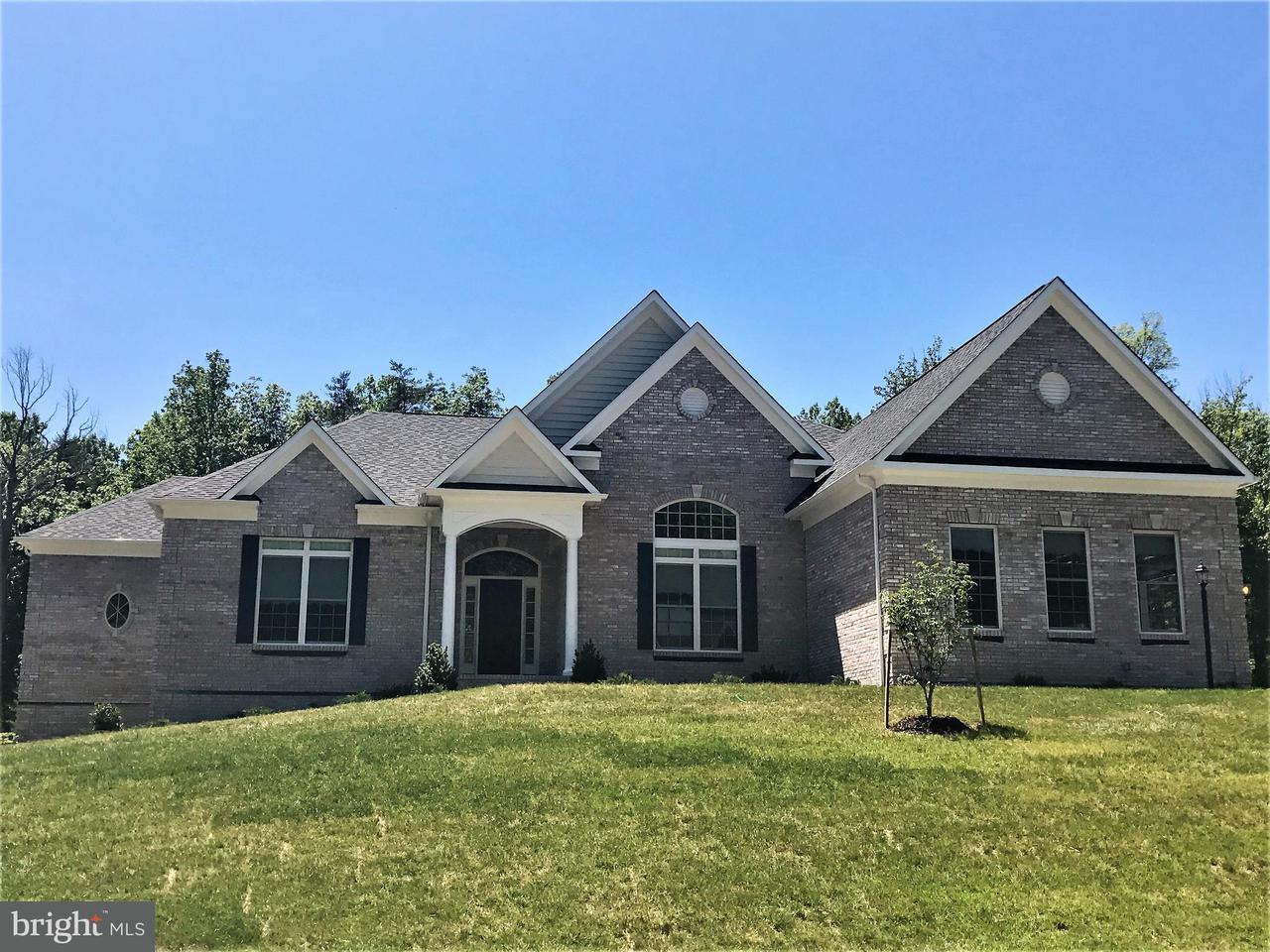 Single Family Home for Sale at 13651 Hidden Creek Road 13651 Hidden Creek Road Manassas, Virginia 20112 United States