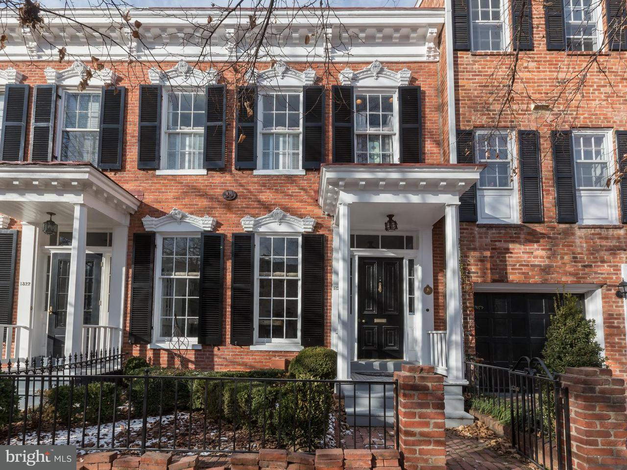 Other Residential for Rent at 1324 30th St NW Washington, District Of Columbia 20007 United States