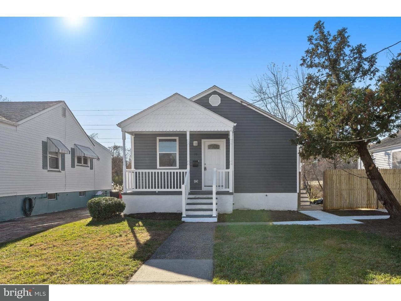独户住宅 为 销售 在 75 LYNN Drive Woodbury, 新泽西州 08096 美国