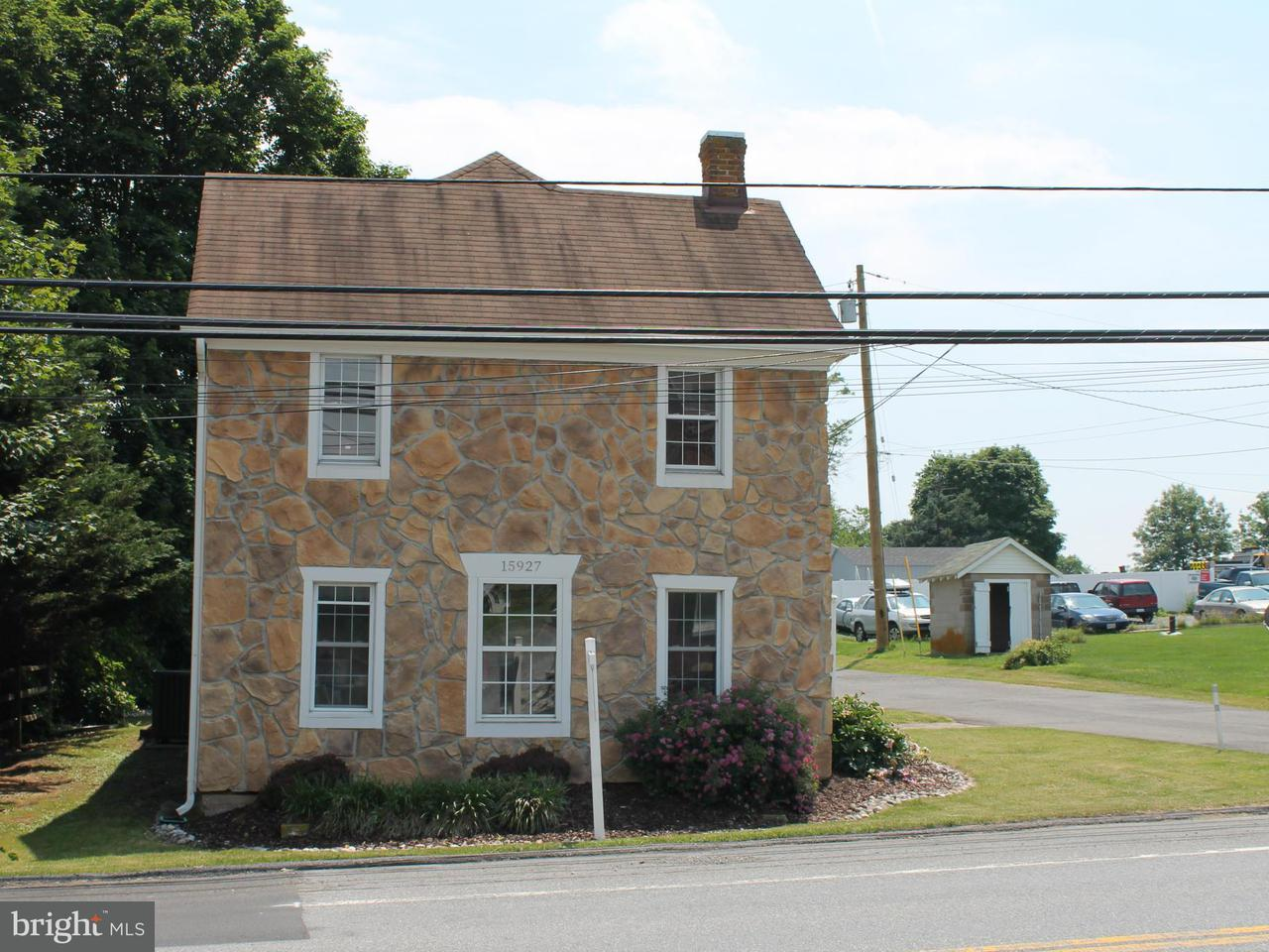 Single Family for Sale at 15927 Frederick Rd Lisbon, Maryland 21765 United States