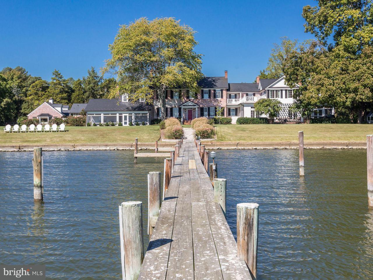 一戸建て のために 売買 アット 26849 DOUBLE MILL Road 26849 DOUBLE MILL Road Easton, メリーランド 21601 アメリカ合衆国