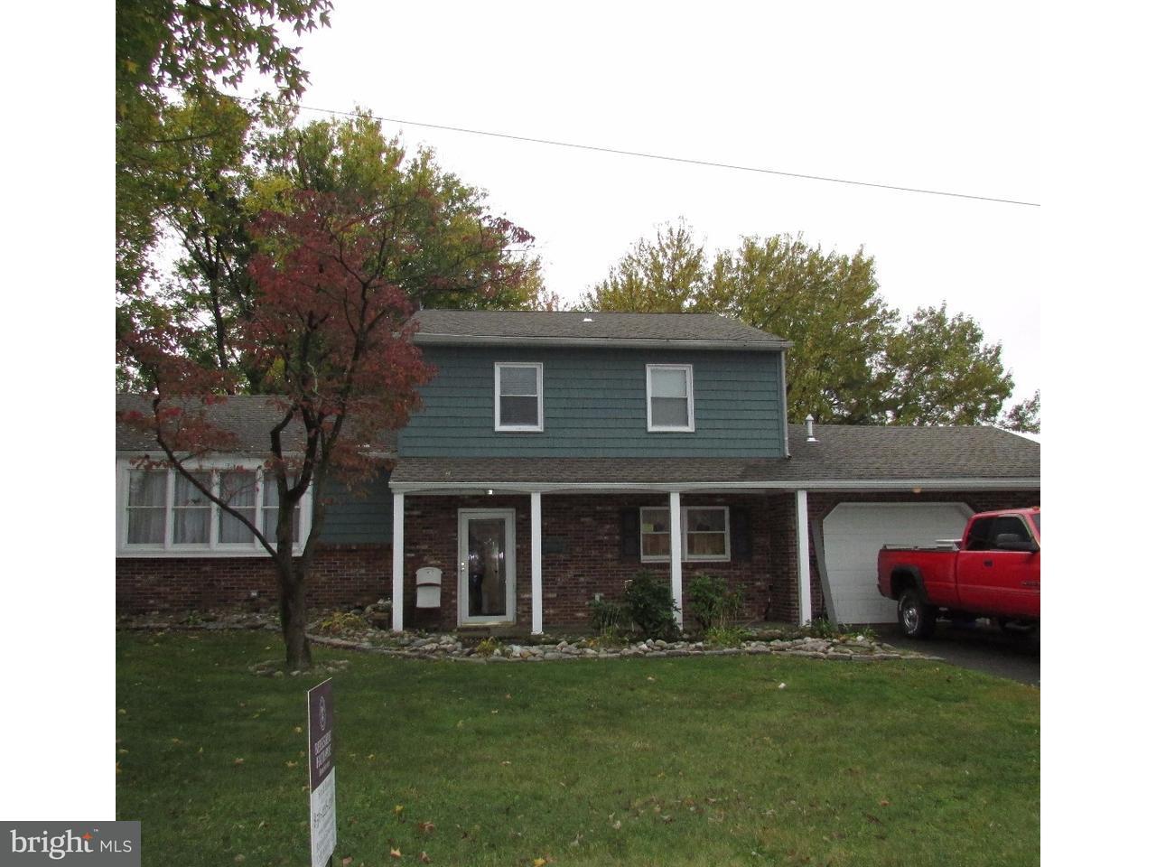 Enfamiljshus för Försäljning vid 110 TIMBER BLVD Brooklawn, New Jersey 08030 Usa