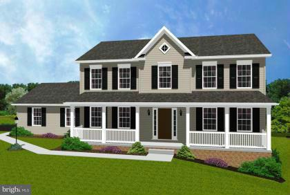 Maison unifamiliale pour l Vente à 21234 Boonsboro Mountain Road 21234 Boonsboro Mountain Road Boonsboro, Maryland 21713 États-Unis