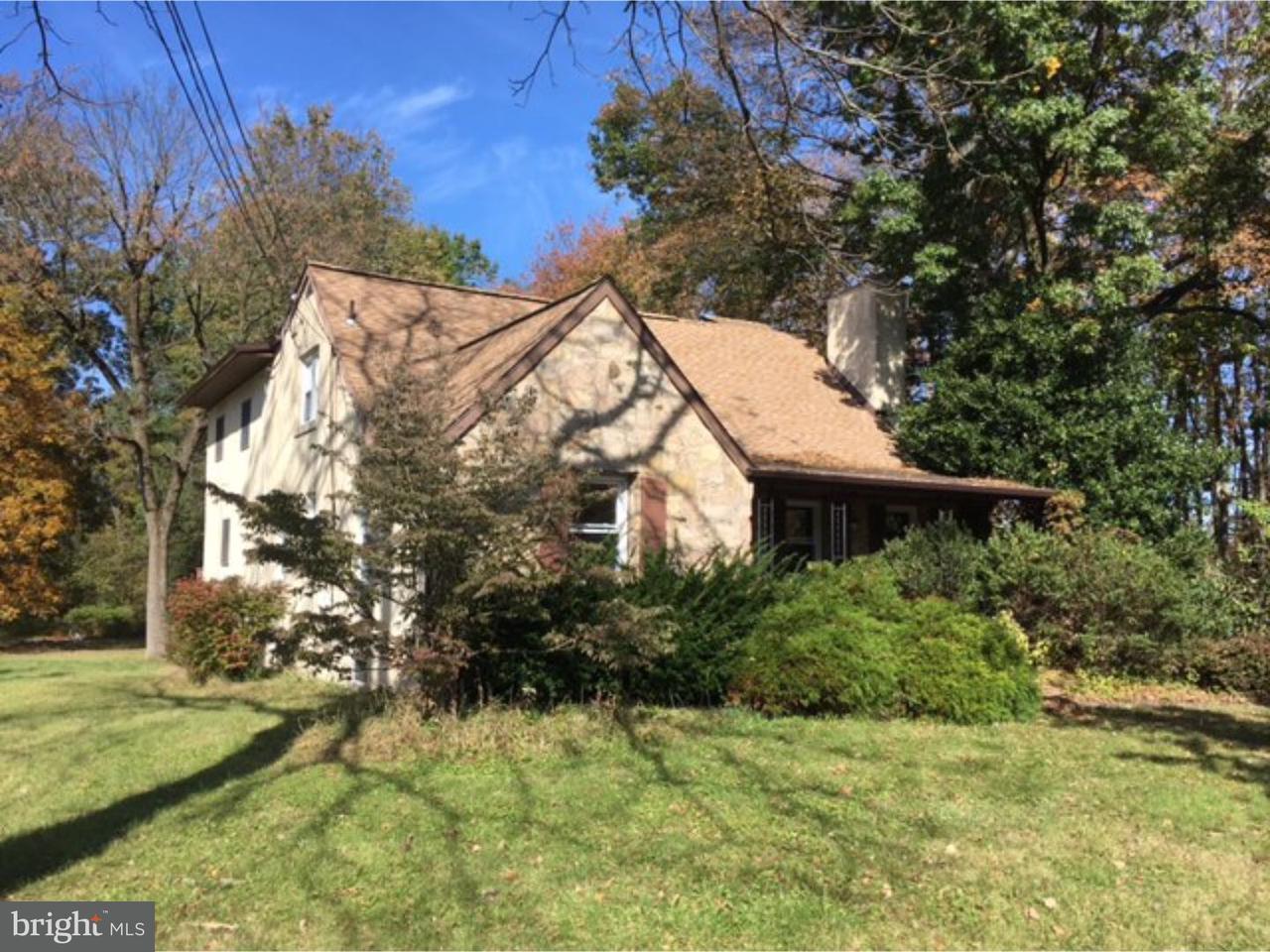 Частный односемейный дом для того Аренда на 532 DOYLESTOWN Road Lansdale, Пенсильвания 19446 Соединенные Штаты