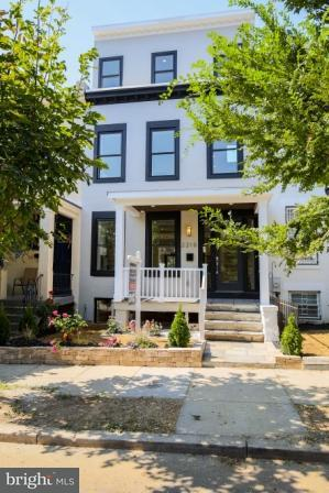 Townhouse for Sale at 2210 FLAGLER PL NW 2210 FLAGLER PL NW Washington, District Of Columbia 20001 United States