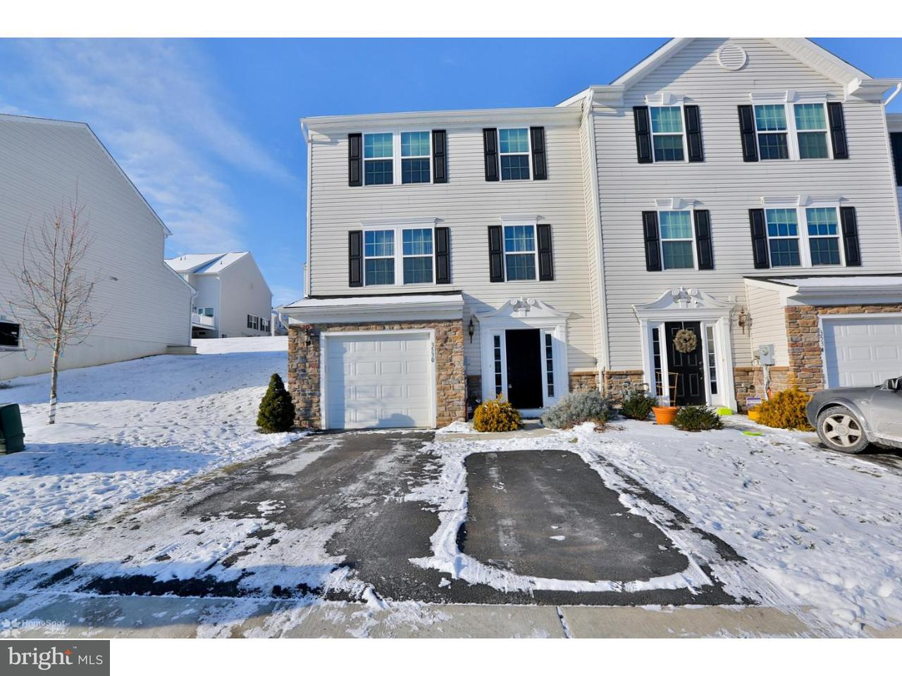 Townhouse for Sale at 3530 PENFIELD WAY Nazareth, Pennsylvania 18064 United States