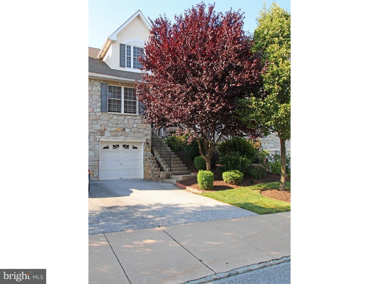 Maison accolée pour l à louer à 18 LINCOLN Drive Downingtown, Pennsylvanie 19335 États-Unis