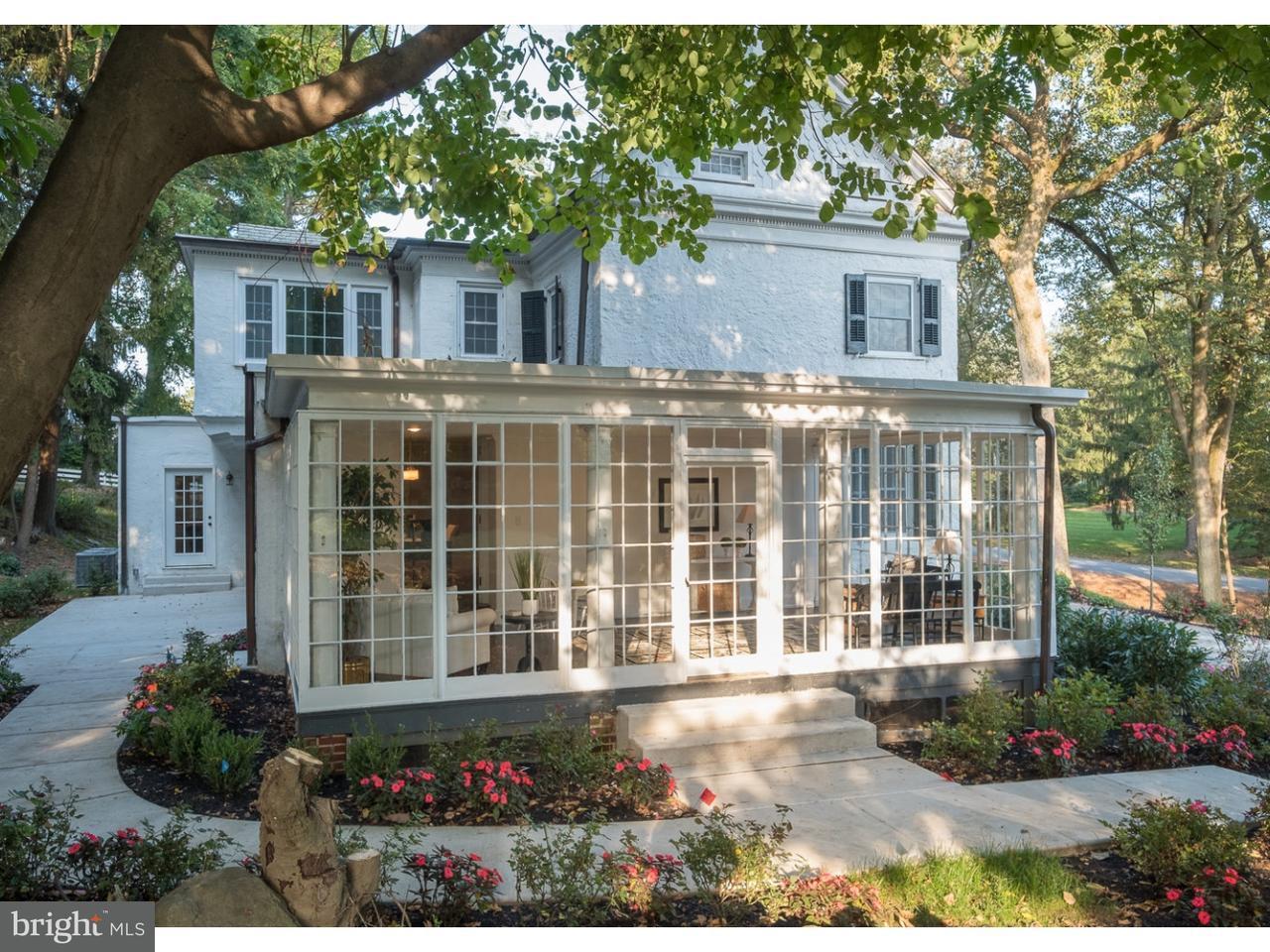 Additional photo for property listing at 208 ASHWOOD Road  Villanova, Pennsylvania 19085 United States