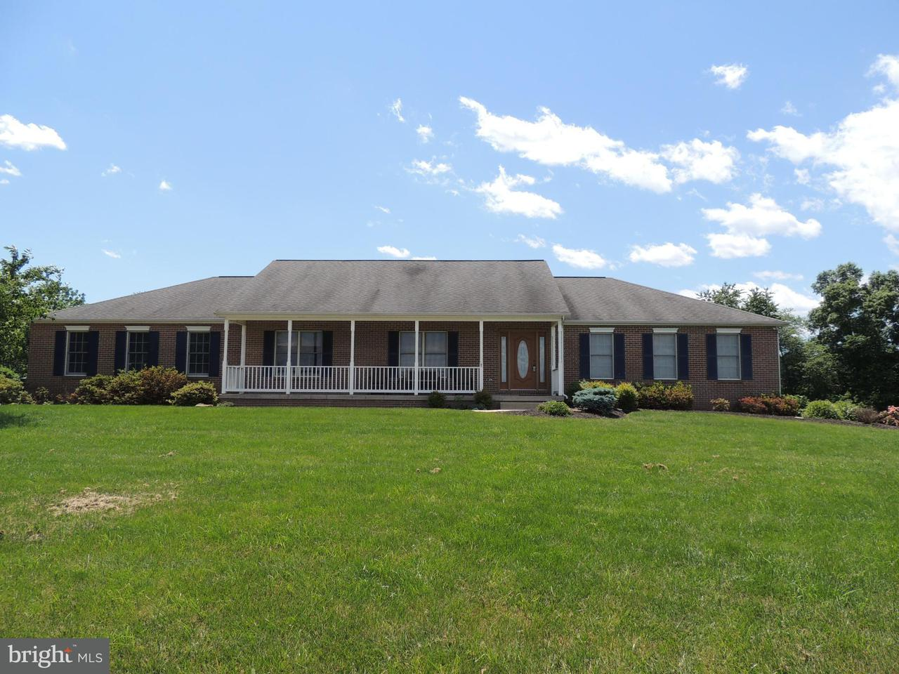 Single Family Home for Sale at 9406 OAK ORCHARD Court 9406 OAK ORCHARD Court New Windsor, Maryland 21776 United States