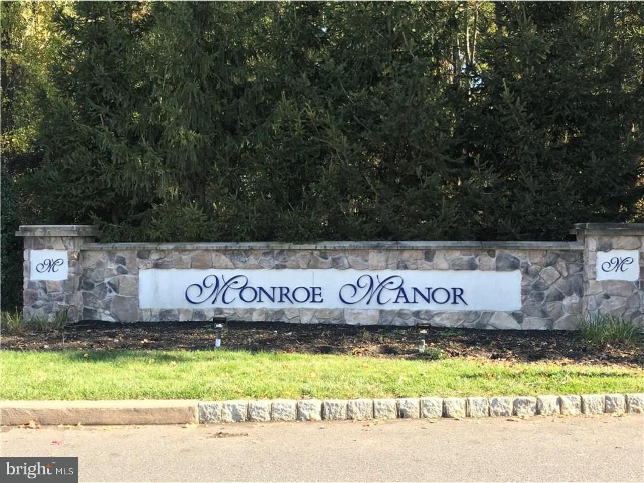 Maison accolée pour l à louer à 1186 MORNING GLORY Drive Monroe, New Jersey 08831 États-UnisDans/Autour: Monroe Township