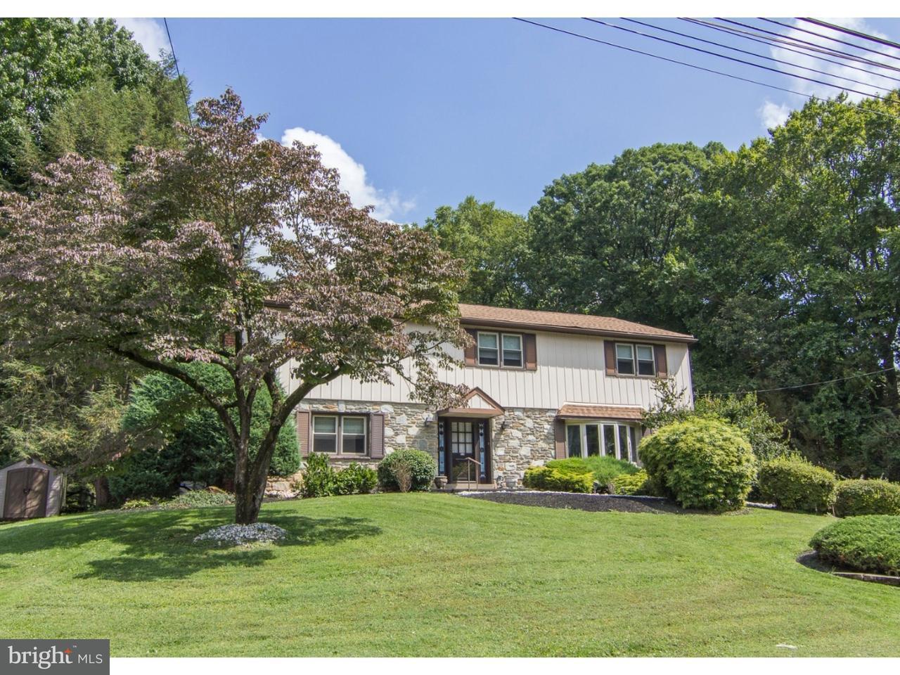 Single Family Home for Sale at 535 OAK SHADE Avenue Elkins Park, Pennsylvania 19027 United States