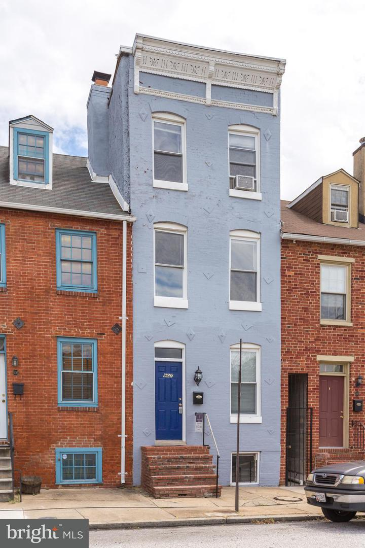 Single Family for Sale at 807 Hanover St S Baltimore, Maryland 21230 United States