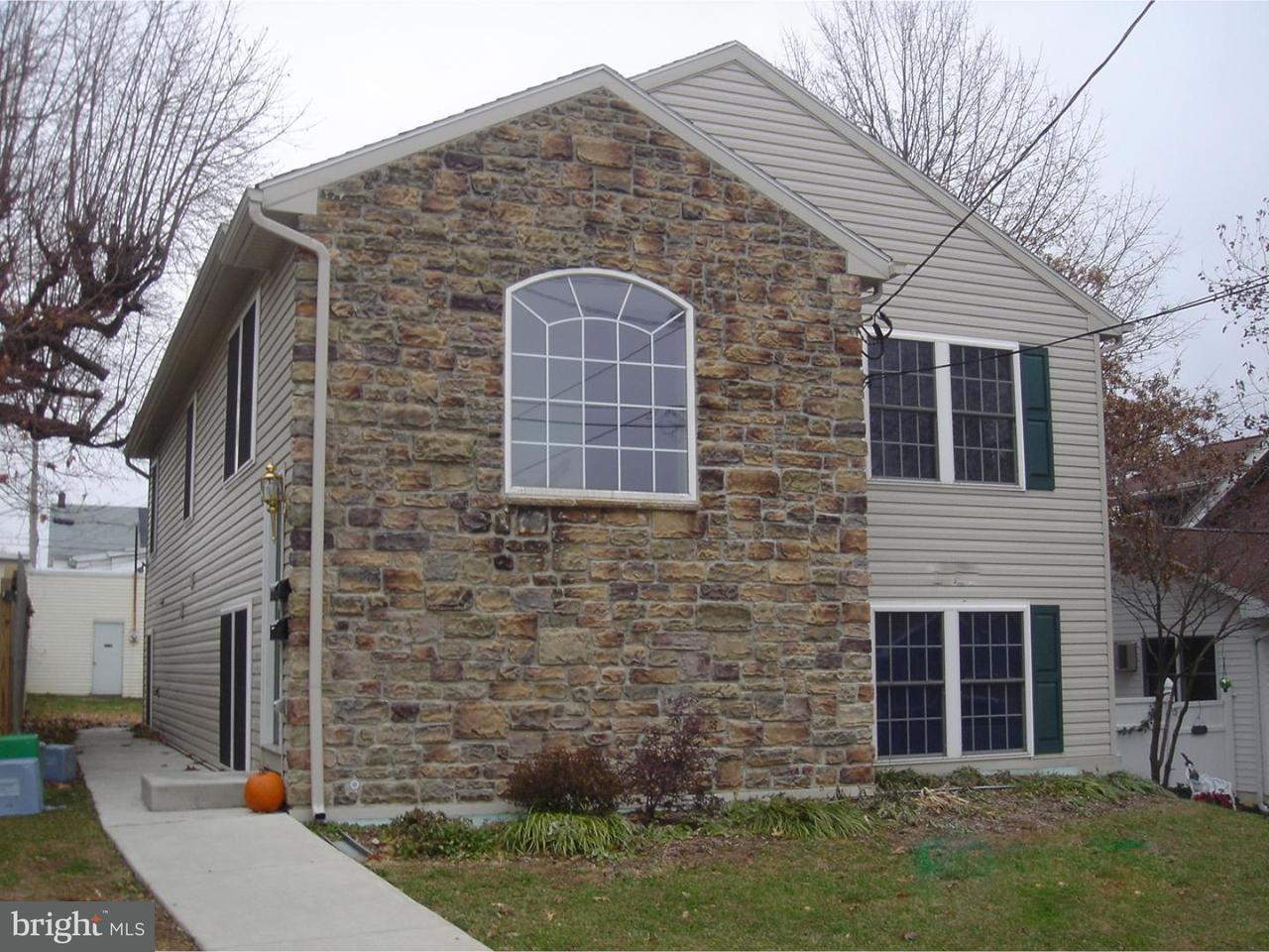 Таунхаус для того Аренда на 1011 S LUMBER Street Allentown, Пенсильвания 18103 Соединенные Штаты
