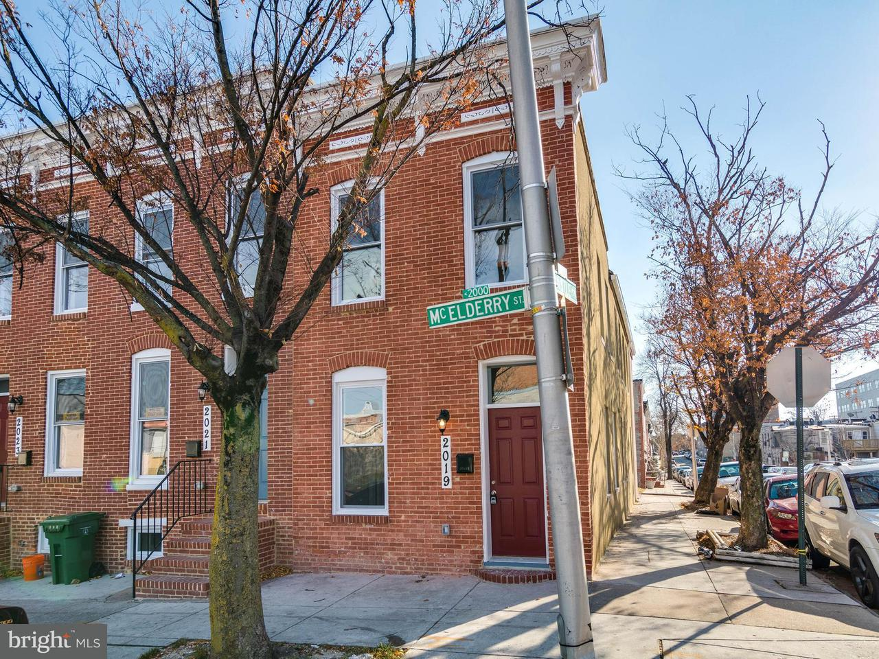 Other Residential for Rent at 2019 Mcelderry St Baltimore, Maryland 21205 United States