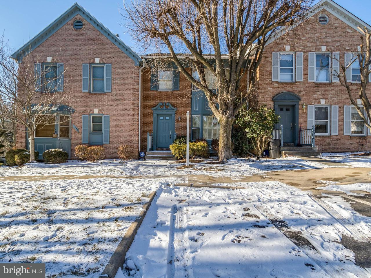 Townhouse for Sale at 7330 MALLORY Circle 7330 MALLORY Circle Alexandria, Virginia 22315 United States