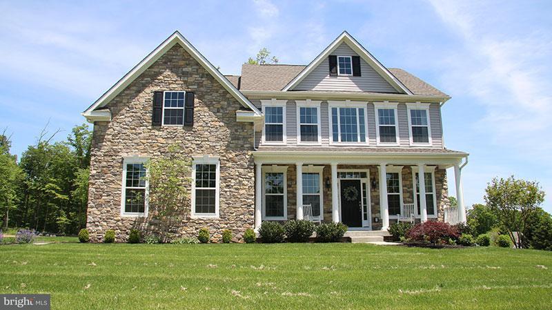 Maison unifamiliale pour l Vente à 14536 AMBREEN WAY 14536 AMBREEN WAY Cooksville, Maryland 21723 États-Unis