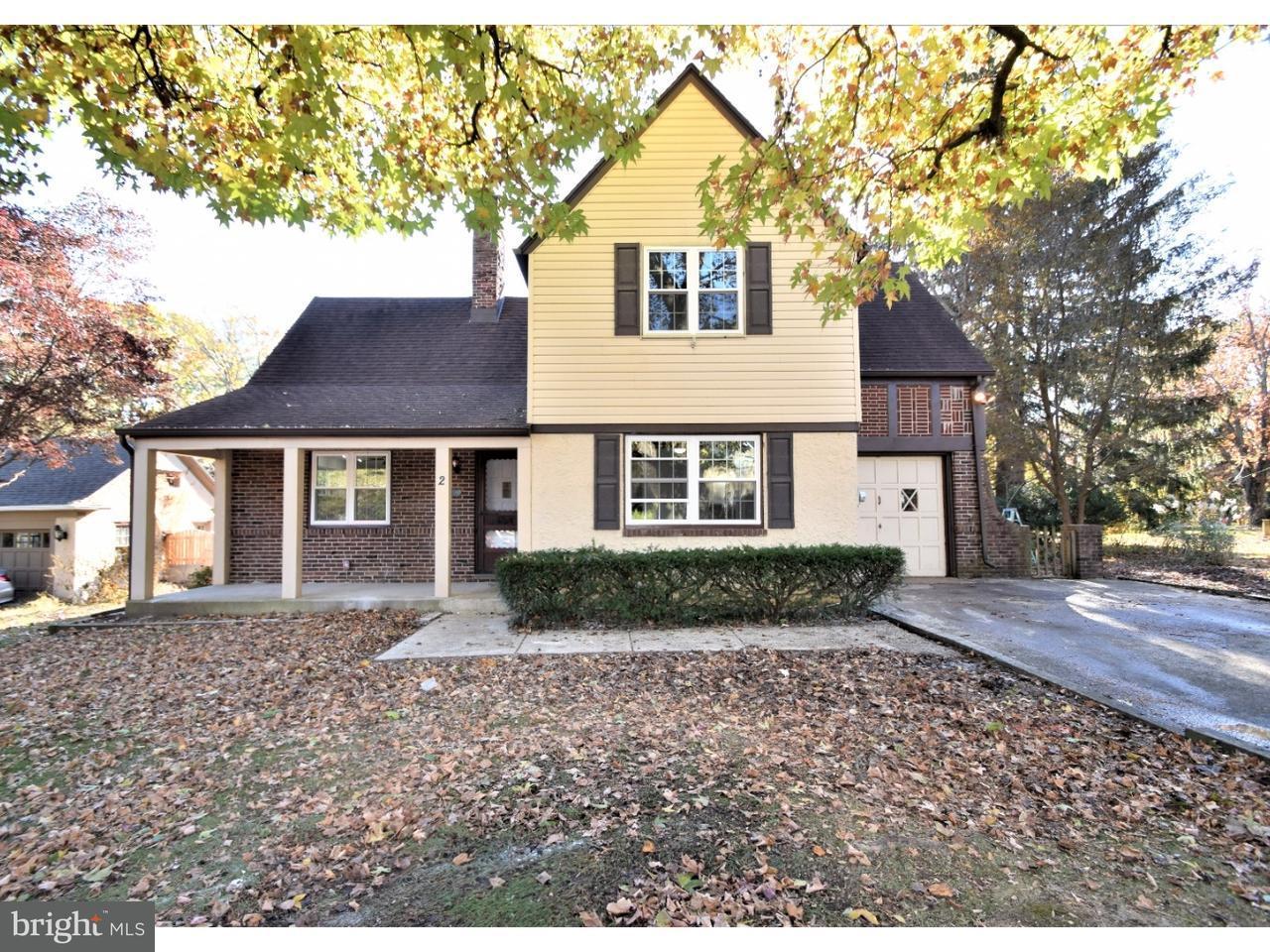 Частный односемейный дом для того Продажа на 2 ROSELAWN Avenue Lansdowne, Пенсильвания 19050 Соединенные Штаты