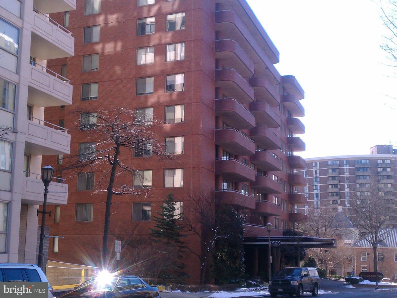 Condominio por un Venta en 4550 PARK AVE N #1009 4550 PARK AVE N #1009 Chevy Chase, Maryland 20815 Estados Unidos