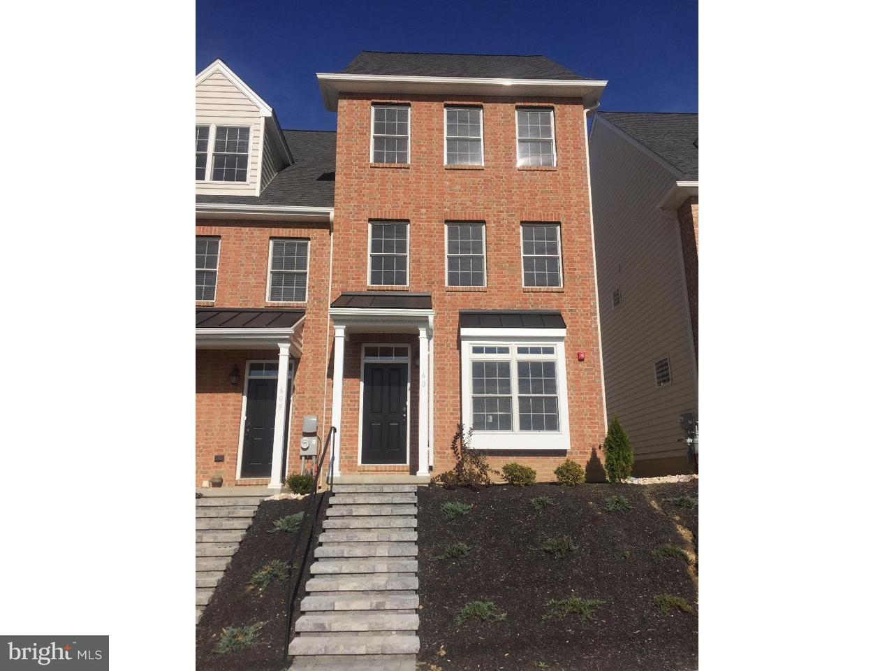 Townhouse for Rent at 607 W MULBERRY Street Kennett Square, Pennsylvania 19348 United States