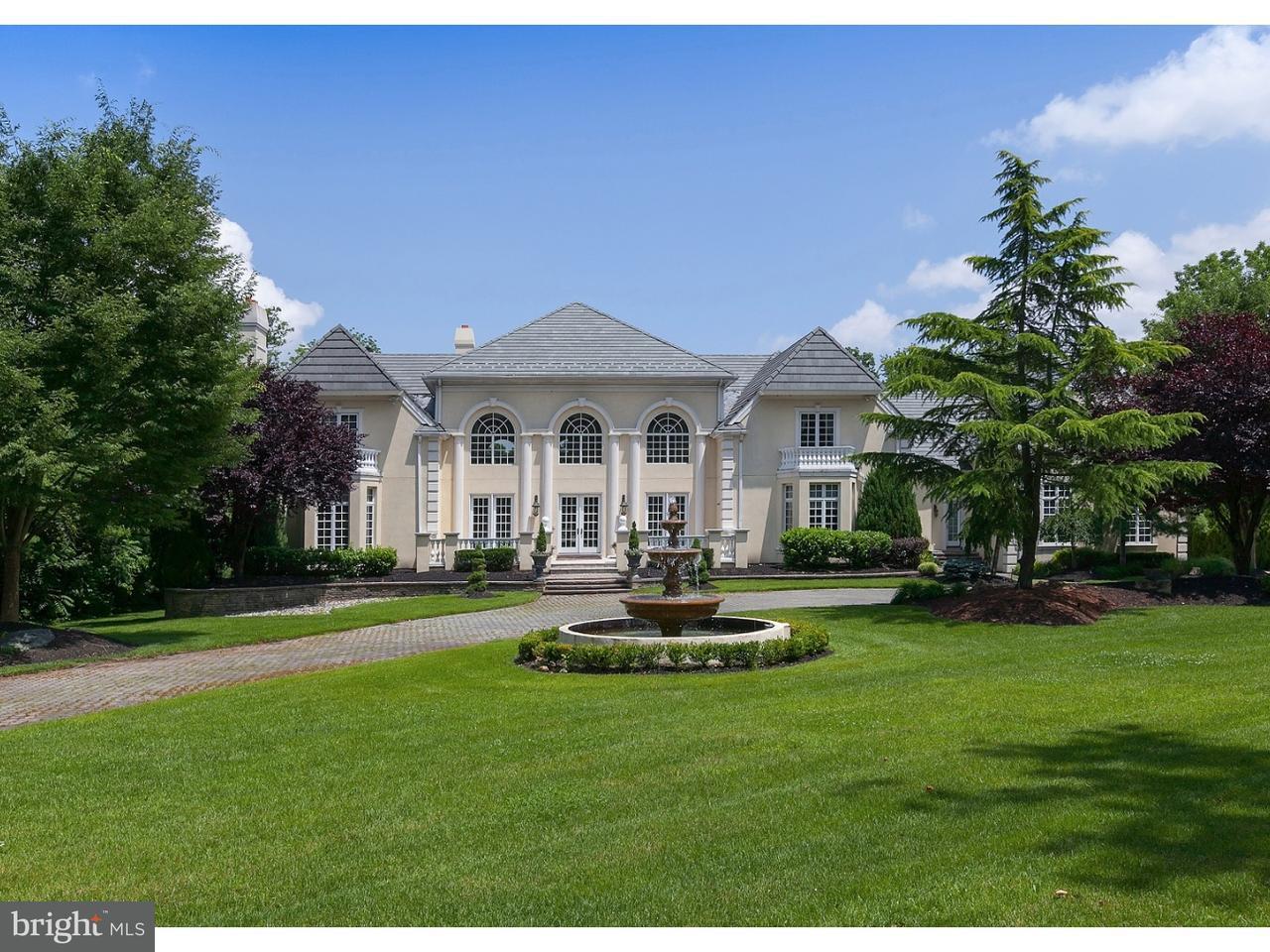 Maison unifamiliale pour l Vente à 224 MUNN Lane Cherry Hill, New Jersey 08034 États-Unis