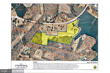 Terrain pour l Vente à 5027 Courthouse Road 5027 Courthouse Road Spotsylvania, Virginia 22551 États-Unis
