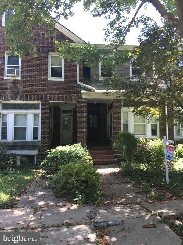 Other Residential for Rent at 3207 Shannon Dr Baltimore, Maryland 21213 United States