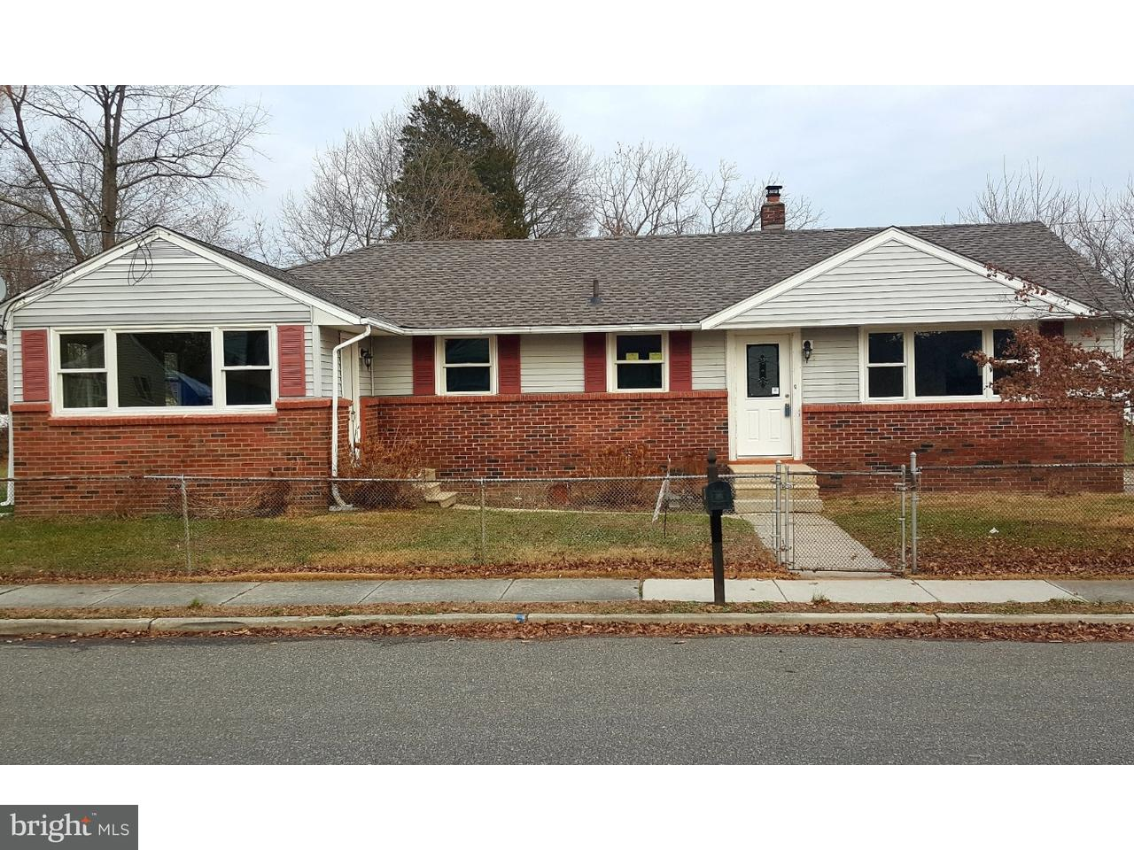 Single Family Home for Sale at 9 MCGUIRE Street Wrightstown, New Jersey 08562 United States