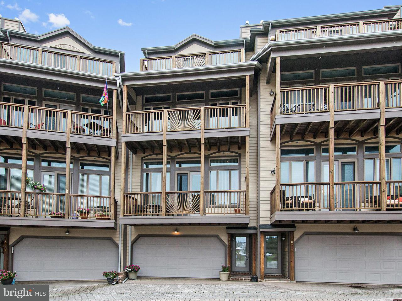 Townhouse for Sale at 7024 CLINTON CT #18A 7024 CLINTON CT #18A Annapolis, Maryland 21403 United States
