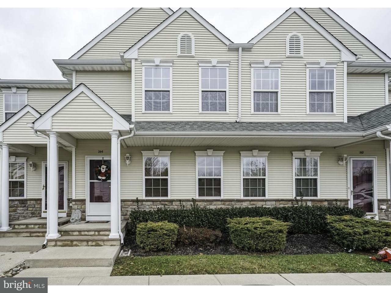 Townhouse for Rent at 144 YORKTOWN BLVD Hammonton, New Jersey 08037 United States