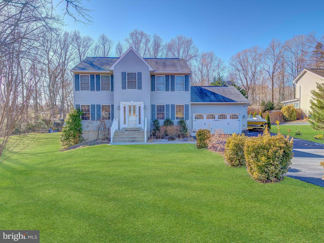 獨棟家庭住宅 為 出售 在 3200 MILLS POND Drive 3200 MILLS POND Drive Port Republic, 馬里蘭州 20676 美國