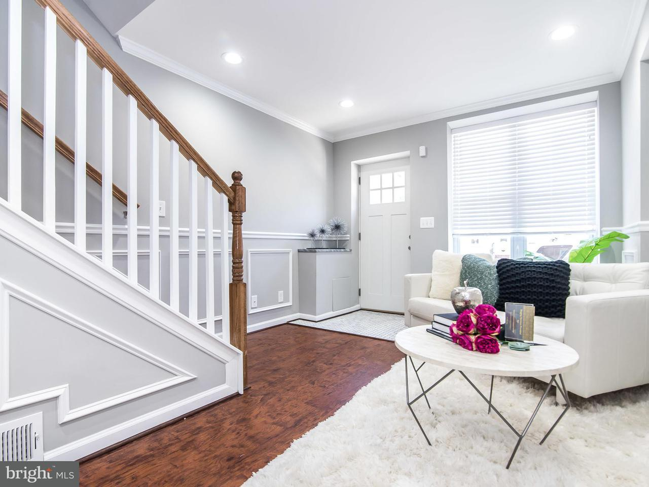 Single Family for Sale at 419 Washington St S Baltimore, Maryland 21231 United States