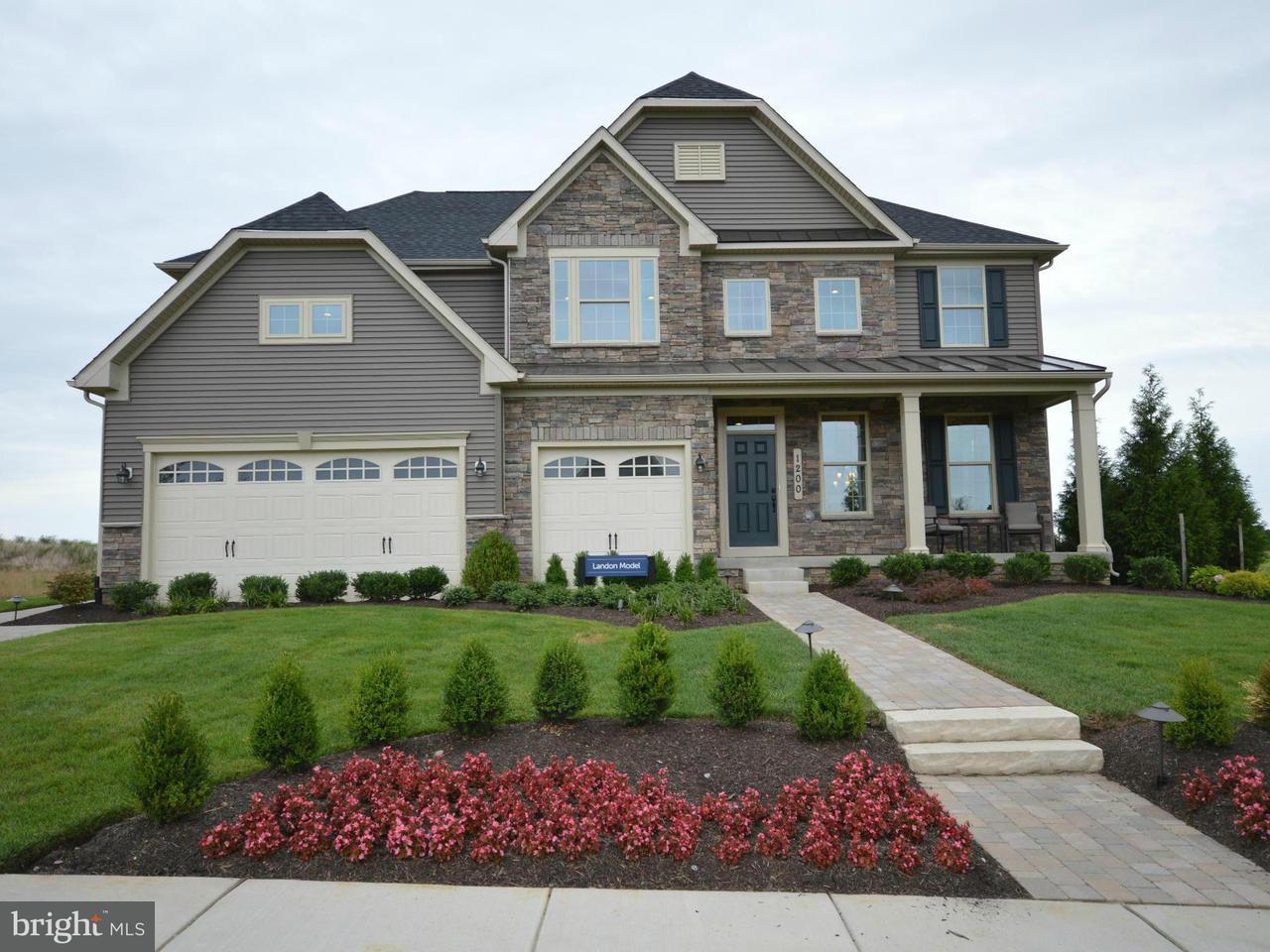 Частный односемейный дом для того Продажа на 500 MARTINS CREEK Drive 500 MARTINS CREEK Drive Brunswick, Мэриленд 21716 Соединенные Штаты