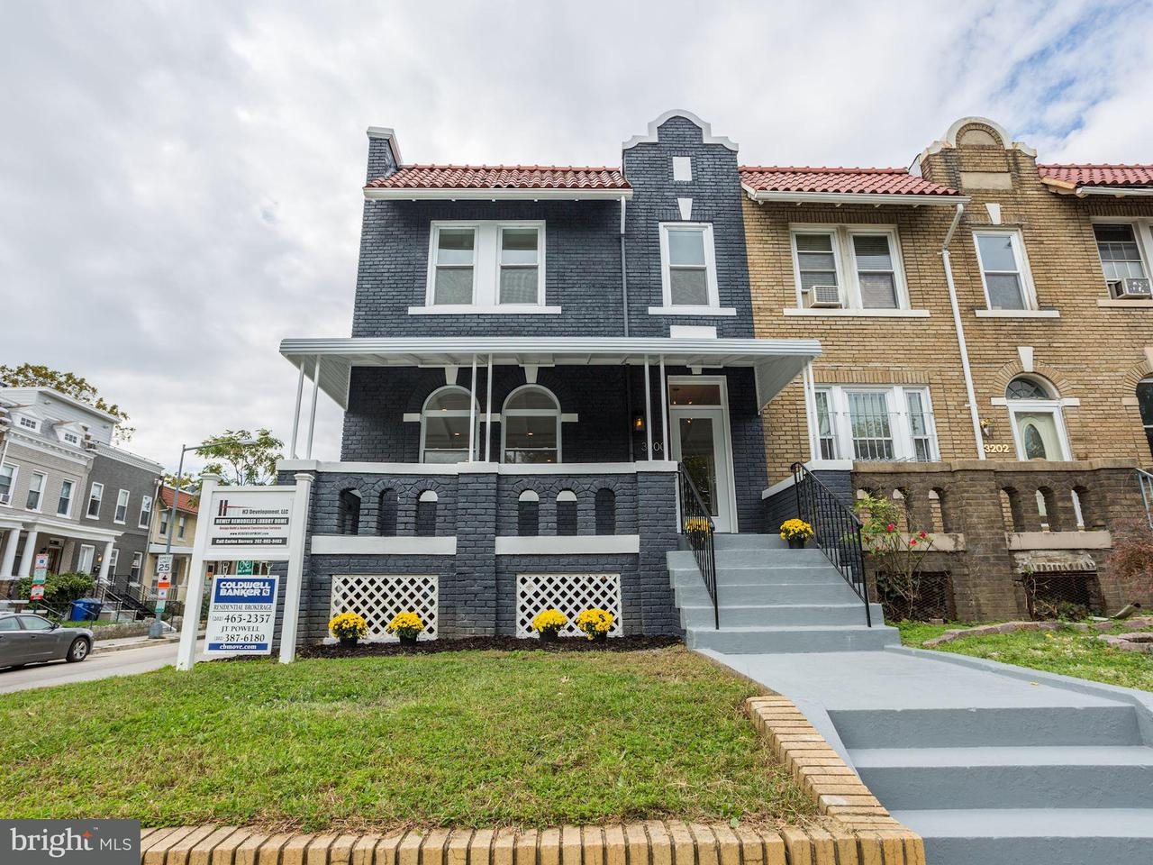 Townhouse for Sale at 3200 PARK PL NW 3200 PARK PL NW Washington, District Of Columbia 20010 United States